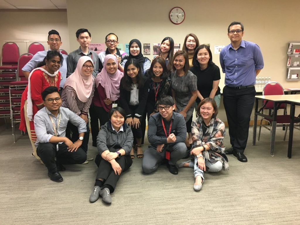 Essential Communication Skills with OCBC Bank
