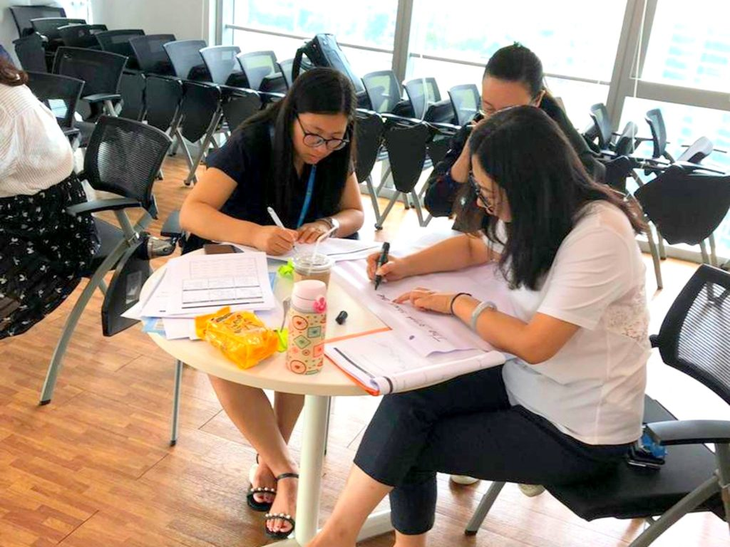 Standard Chartered Bank Tianjin - Business Communication Skills - July 2019